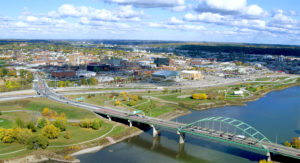 overview of sioux city